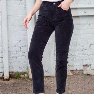Brandy Melville Jane Corduroy Pants